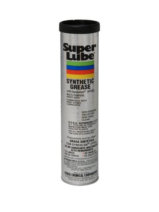 41150-1 Multi-Purpose Synthetic Grease (NLGI 1) with Syncolon (PTFE) - 14.1 OZ (400g) Cartridge